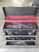 Craftsman tool box and tools in Lockport, Illinois