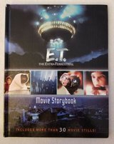 Vintage 2002 E.T. The Extra-Terrestrial Hard Cover Movie Story Book Age 6 - 10 * Grade 1st - 2nd in Joliet, Illinois