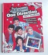 All About One Direction Hard Cover Book 100% Unofficial Photos 1D in Chicago, Illinois