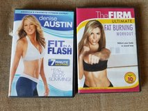 5 fun exercise dvd's in Camp Pendleton, California