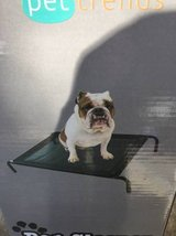 Medium size elevated pet bed brand new in Bolingbrook, Illinois