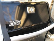 ** WEBER 3 BURNER PROPANE GAS GRILL W/TANK ** WORKS GREAT in Naperville, Illinois
