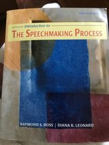 introduction to the speechmaking process in Camp Pendleton, California