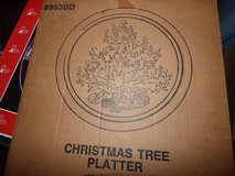 Christmas Tree Plater in Naperville, Illinois