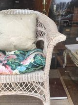 Easy Wicker Chair in Aurora, Illinois