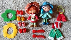 Vintage Strawberry Shortcake lot in Naperville, Illinois