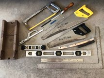Buck Bros. Hand Saws, Levels, Metal Square and more in Camp Pendleton, California