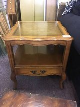 French Provincial End Table in Aurora, Illinois