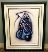 Framed Robert Redbird Native American Limited Edition Signed Print in Naperville, Illinois