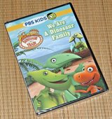 NEW Dinosaur Train We Are A Dinosaur Family DVD PBS Kids Jim Henson SEALED in Chicago, Illinois