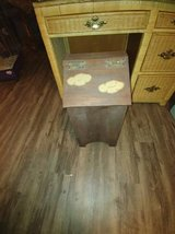 VINTAGE Carved Wood Potato Onion Storage Bin in Phoenix, Arizona