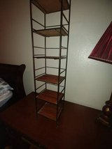 Bamboo metal shelve in Phoenix, Arizona