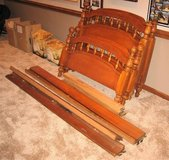 2 Solid Maple Twin Bed Frames or Bunk Bed - DIXIE SAYBROOK in Bolingbrook, Illinois