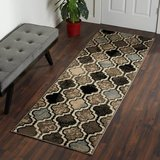 Superior Modern Viking Area Rug - 2'3 x 8' in Naperville, Illinois