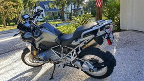 Low Miles - BMW 2013 All-Terrain R1200GS Motorcycle in Beaufort, South Carolina