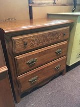 Pretty 3 Drawer Chest in Chicago, Illinois