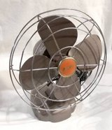 Vintage Zero Fan - Works in Naperville, Illinois
