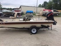 16' Smokercraft Bass Baron Boat in Oswego, Illinois