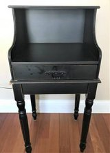 Painted Wood Accent Table in Aurora, Illinois