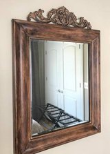 Metal Framed Wall Accent Mirror in Aurora, Illinois