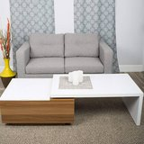 Hidden Storage Table - New - Bruised and Reduced in Oswego, Illinois