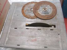 "Rusty Old Electric Workforce 7"" Wet Tile Saw Cutter with 4 blades. in Conroe, Texas"