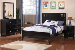 New Black FULL Size Youth Bedframe FREE DELIVERY in Camp Pendleton, California