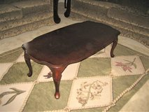Wood Coffee Table & 2 Matching End Tables in Aurora, Illinois