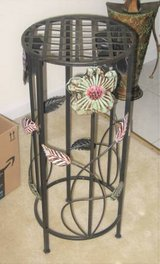 Nice Wrought Iron Plant Stand in Naperville, Illinois