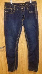 Women's Jeans by U-51 size 13/14 Blue in color Tall Women (T=46) in Fort Campbell, Kentucky