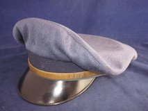 WWII ARMY AIR FORCES Pilot Hat Eagle Brand Military Size 7 1/2 7.5 in Chicago, Illinois