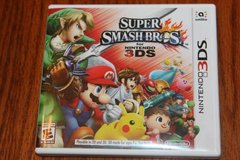 SUPER SMASH BROS. - NINTENDO 3DS - COMPLETE IN BOX in Spring, Texas