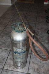 Vintage General Soda Acid Fire Extinguisher 1970 in Spring, Texas
