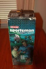 Vintage Ray.O.Vac Sportsman Fluorescent Lantern in Box in Spring, Texas