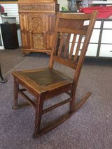 Antique Rocking Chair in Naperville, Illinois