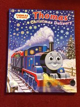 Thomas' Christmas Delivery (Thomas & Friends) Hard Cover Book in Plainfield, Illinois