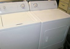 Washer Dryer Set- By Whirlpool in Byron, Georgia