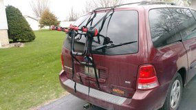 Bike Rack fits Cars Vans SUV's in Quad Cities, Iowa