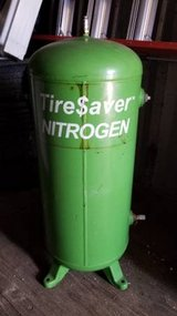 Nitrogen machine in 29 Palms, California