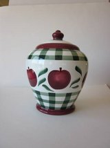 Cookie Jar with Apple Design in Algonquin, Illinois