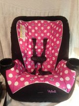 Minnie Mouse Front and Rear Car Seat 2023 Exp. in Fort Campbell, Kentucky