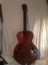 Vintage KAY Wood Acoustic Guitar in Fort Campbell, Kentucky