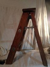 Vintage Wooden Step Ladder in Fort Campbell, Kentucky