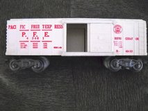 Toy train Marx boxcar pacific fruit express Vintage in Los Angeles, California