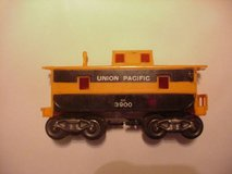Toy train Marx 50'S Caboose Union Pacific 3900 Vintage in Los Angeles, California