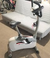 Schwinn 120 Upright Exercise Bike in Oswego, Illinois