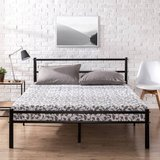 Twin Size Platform Bed and Frame - New! in Bolingbrook, Illinois
