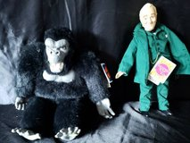 King Kong and Wizard of Oz Dolls in Camp Pendleton, California