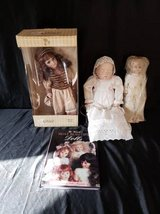Three dolls & Most Beautiful Dolls book in Camp Pendleton, California