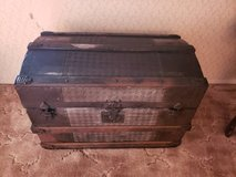 Vintage chest in Camp Pendleton, California